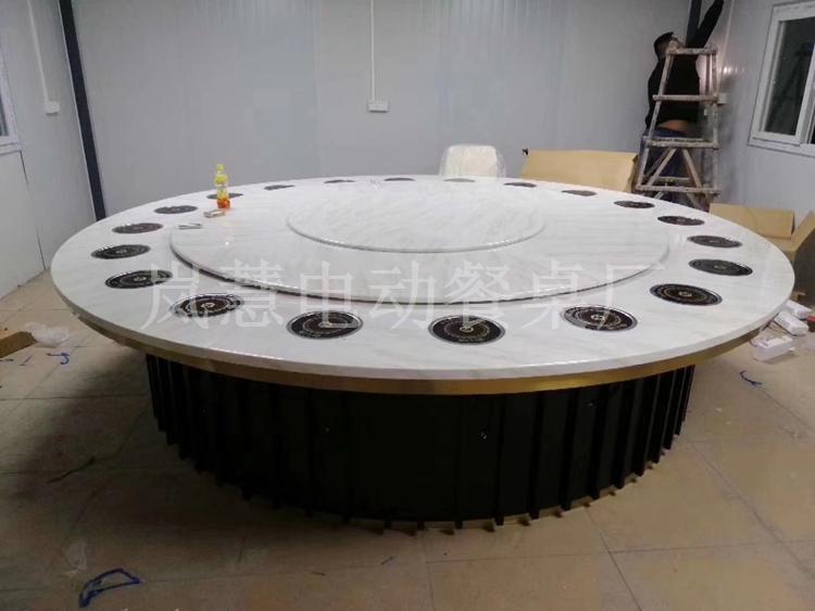 电动电磁炉餐桌
