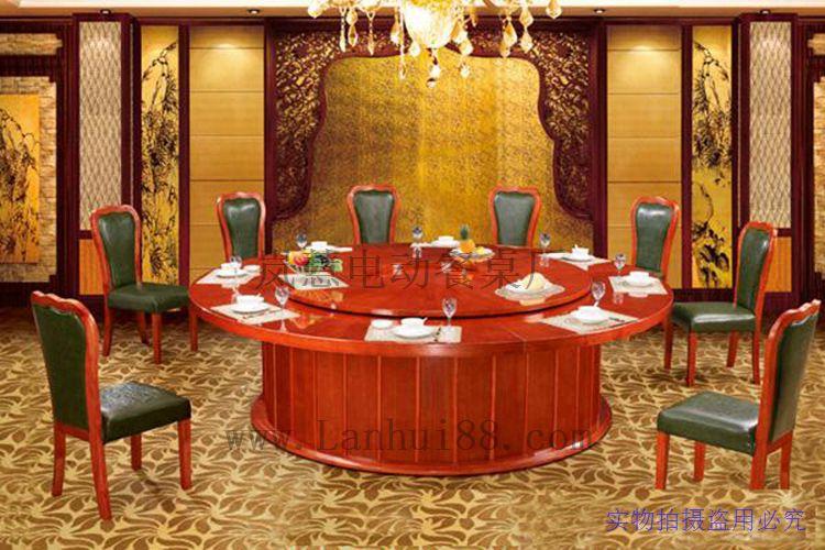 餐厅电动桌