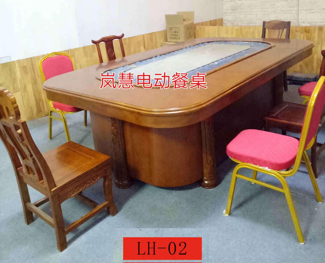 输送带长方形餐桌工厂订制