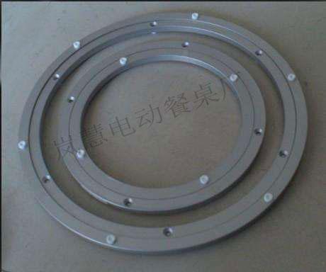 圆形电动火锅桌子转盘转芯