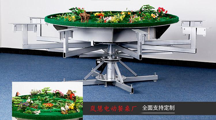 豪华音乐喷泉电动桌机芯价格多少
