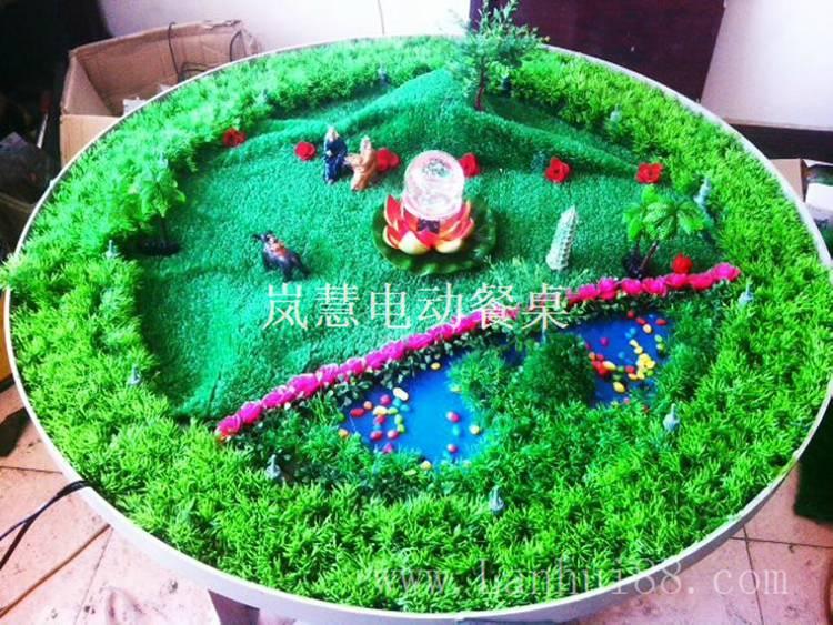 电动yabo娱乐专用水盆造型装饰图