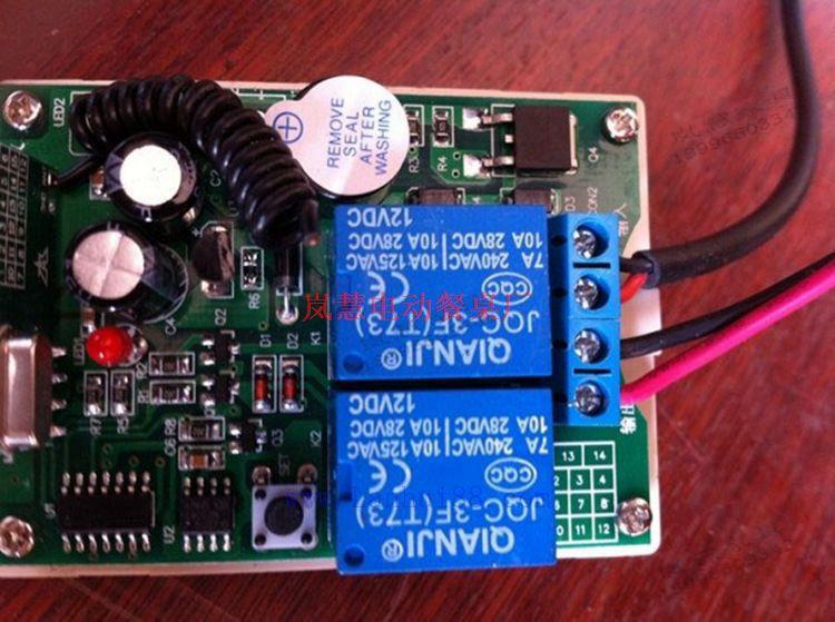 电动转盘餐桌控制器