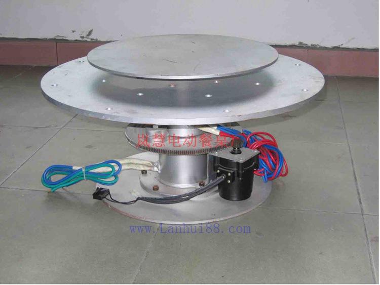 电动转盘餐桌配件
