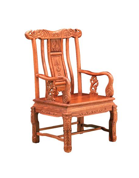 扶手象头椅