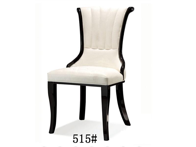 饭店木质餐椅垫布料批发餐椅单价一张