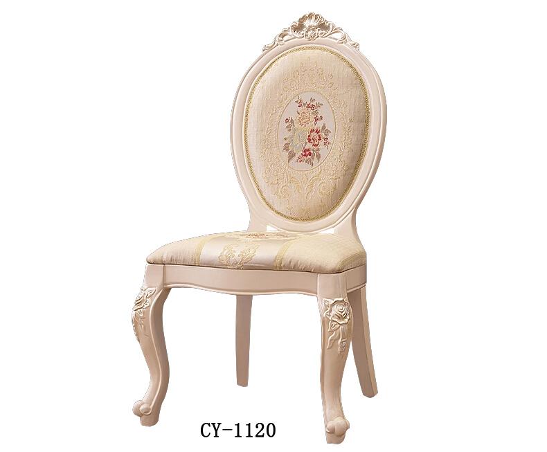 欧式餐桌餐椅订制价格,豪华高端凳子