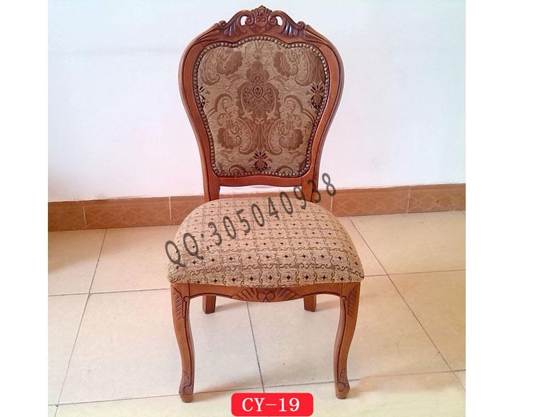 中式家用餐桌配套餐椅多少钱