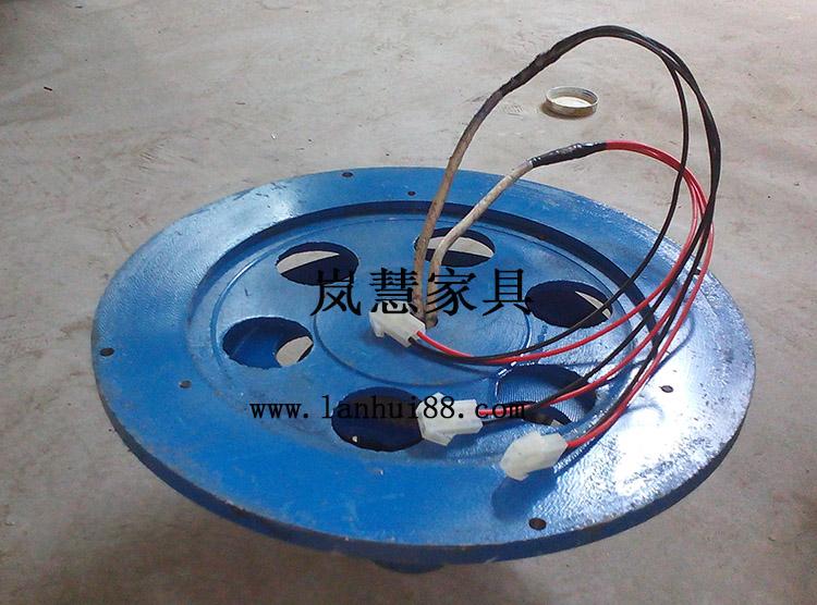 1.6-2.4米小型电动餐桌机芯