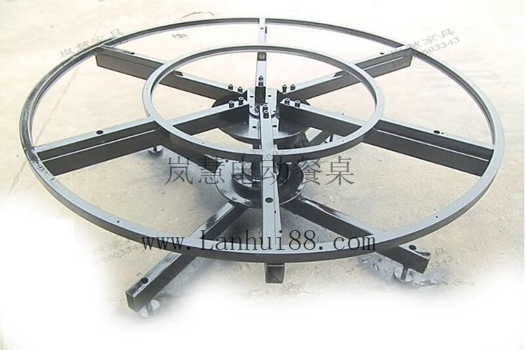 2.6米电动圆盘餐桌机芯