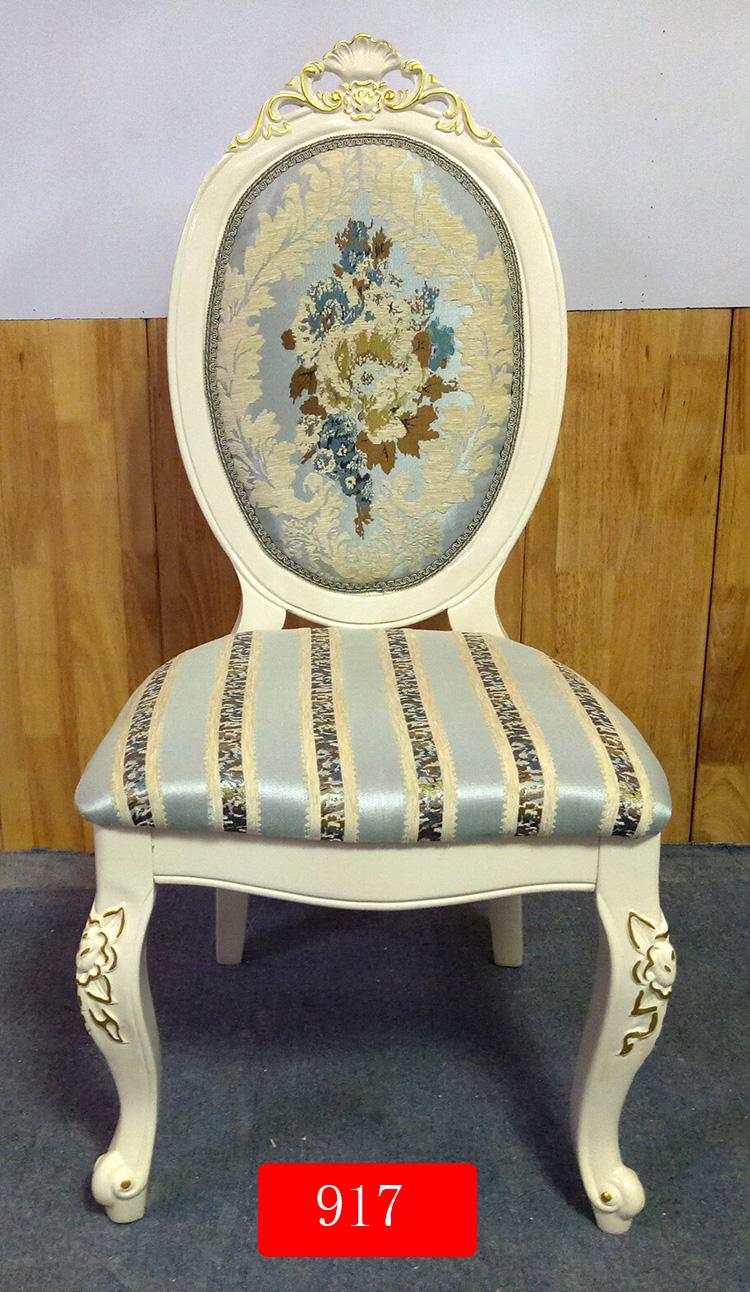 厂家直销美式实木餐椅
