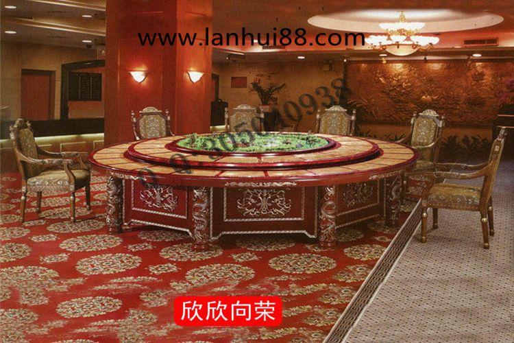 大型酒店电动桌子-欣欣向荣
