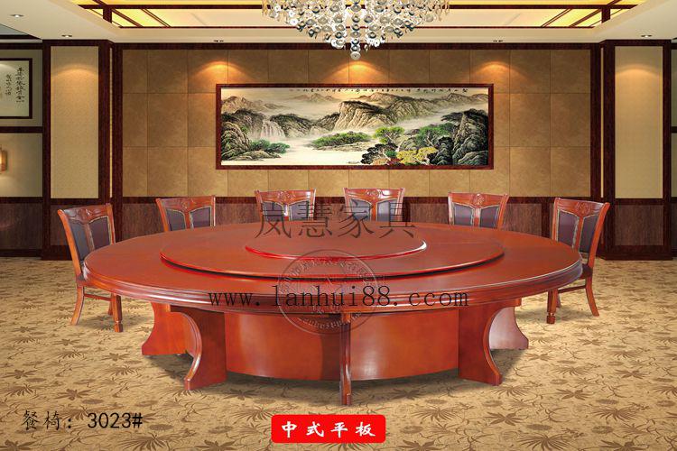 大型电动圆桌5米厂家订做