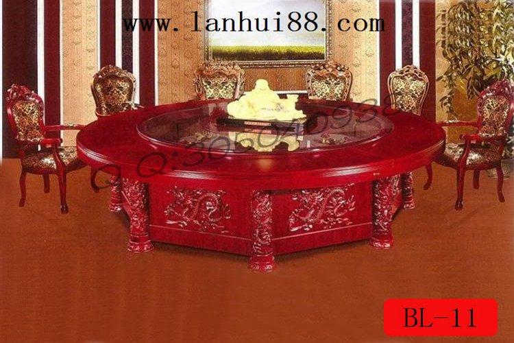 实木电动餐桌多少钱一米/实木电动餐台制作