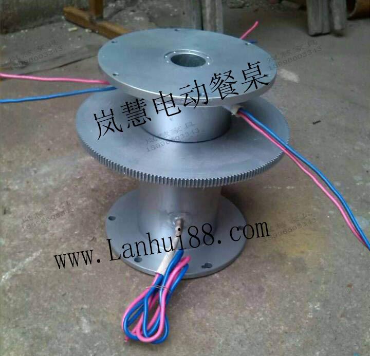 大型转盘带电磁炉的机芯机头