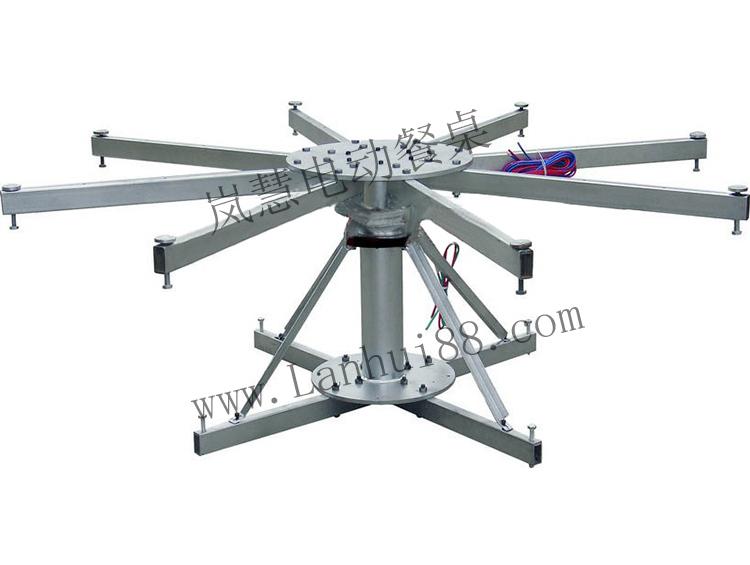 大型转盘带电磁炉的机芯图