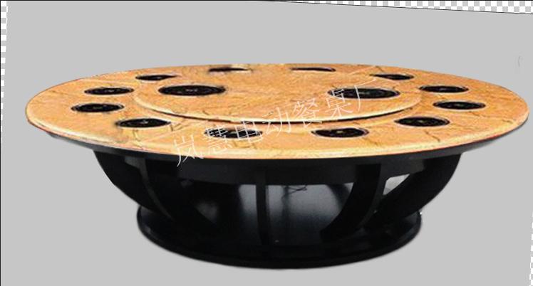 新款碗型电动桌图