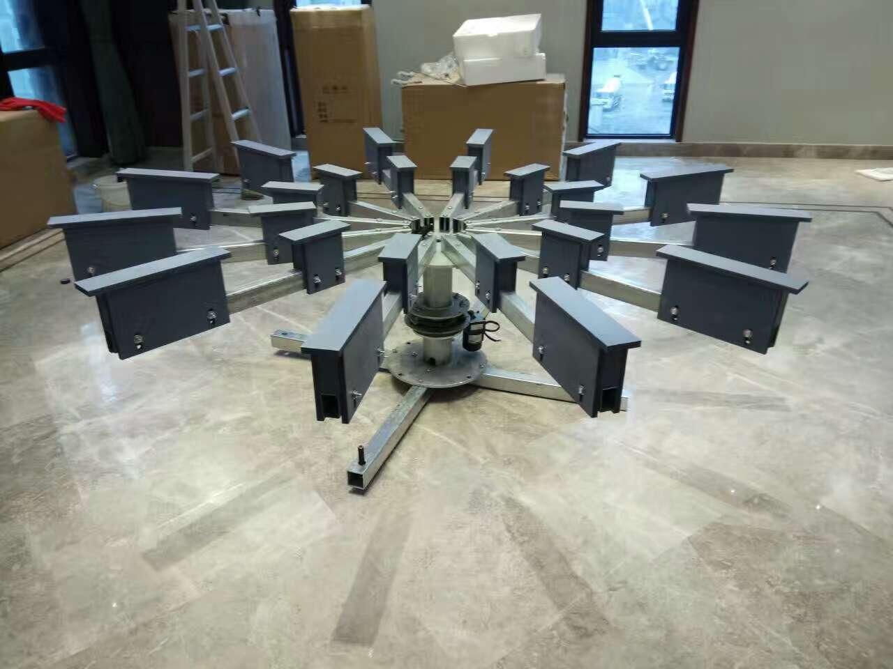 电动餐桌木材会不会机芯开裂