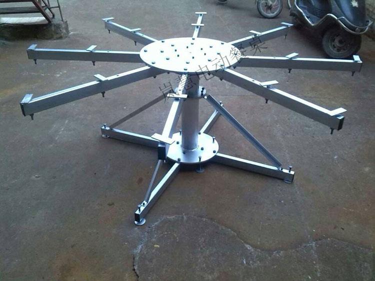 雕花电动餐桌专用机芯