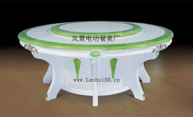 新款自动智能旋转餐桌厂家专卖