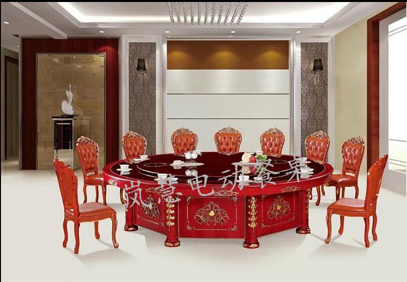 酒店电动餐桌上的表面油漆该如何保养?