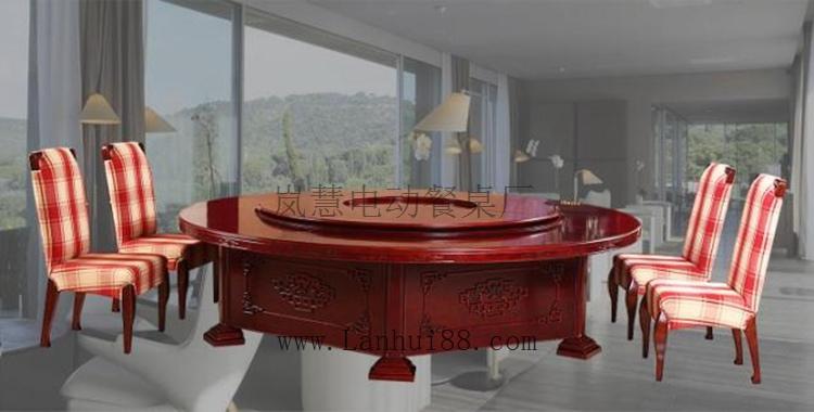 购买实木电动餐桌不能仅仅只看木材