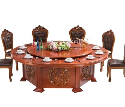 电动餐桌设备什么样的电动餐桌好?