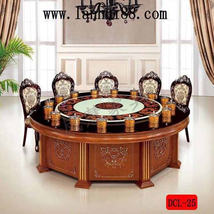 电动餐桌设备电磁炉火锅桌有何与众不同?