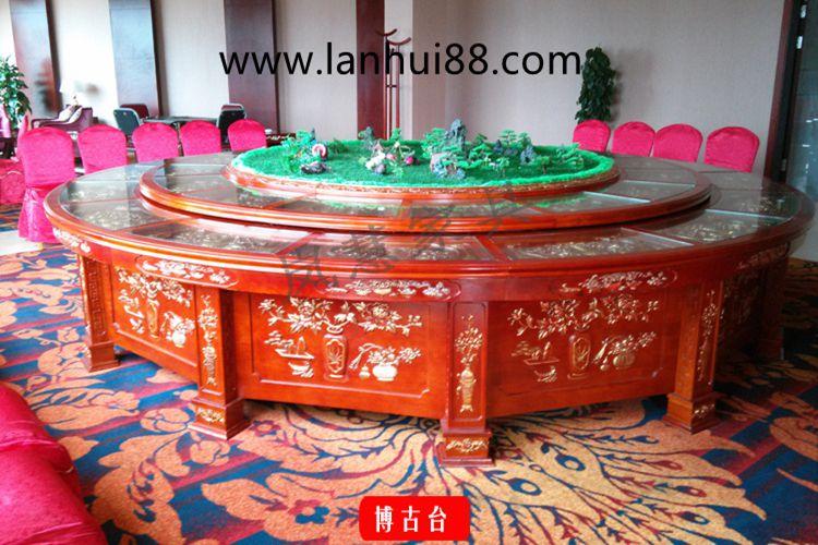 高档电动大餐桌设计