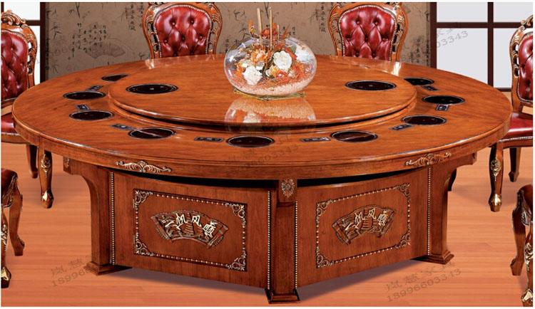 红木家具,如何保养红木电动餐桌与椅子