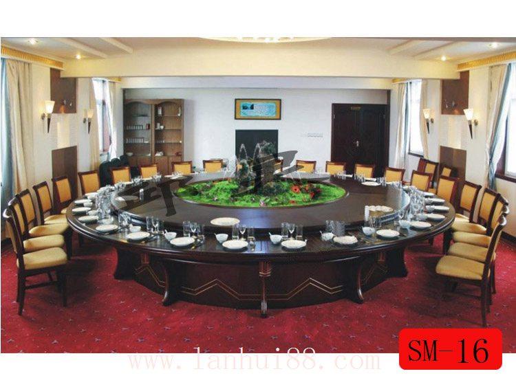 实木电动餐桌家具 http://www.lanhui88.com
