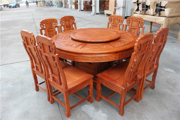 山楂木电动餐桌