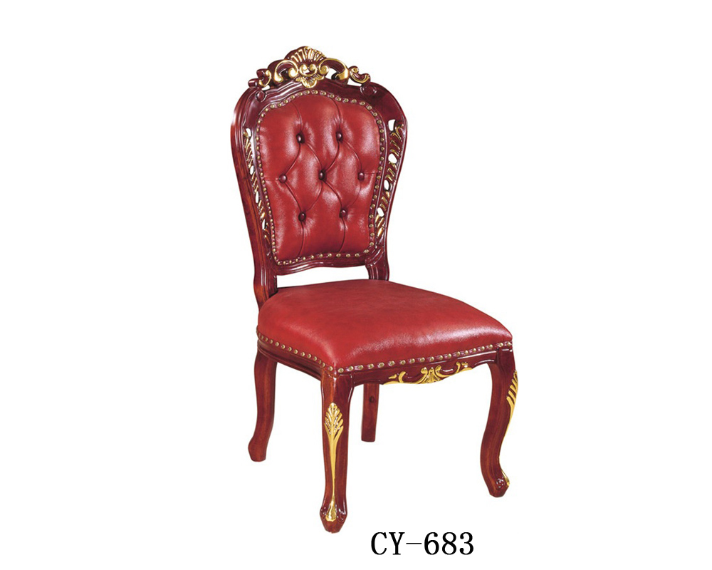 中式餐椅厂家订制那个好餐椅 683