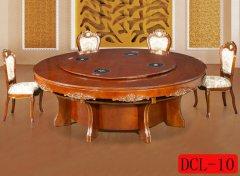 电动餐桌定做常用的八种木材