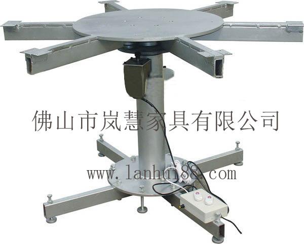 H型电动餐桌机芯