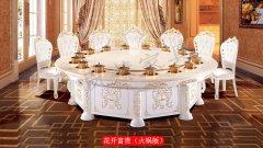 大型豪华自动餐桌采购必知12条