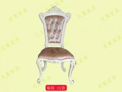 欧式实木凳子椅,家用茶餐厅椅子
