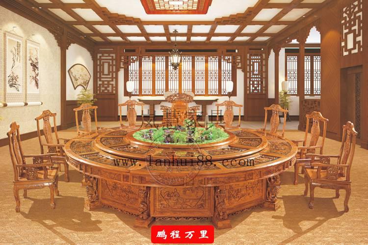 中式电动餐桌与欧式电动餐桌的对比