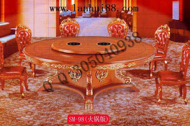 酒店电动火锅餐桌的高端定制模式