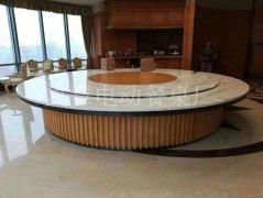 3米酒店豪华实木餐桌